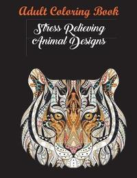 Best Motivational Adult Coloring Book with Stress Relieving Swirly Designs and Fun Animal Patterns by Coloring Books