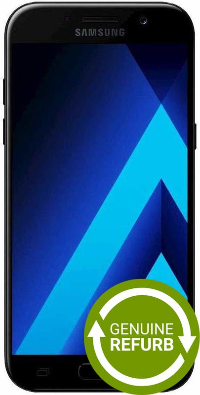 Samsung Galaxy A5 (2017) 32GB - Black [Refurbished]