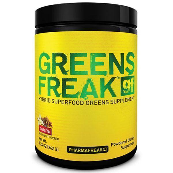 PharmaFreak: Greens Freak - Vanilla Chai (265g)