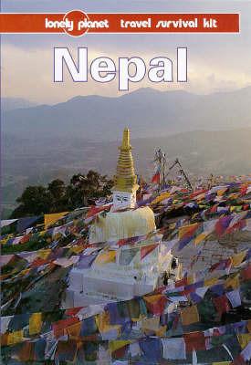 Nepal: A Travel Survival Kit by Tony Wheeler image