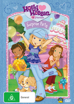 Holly Hobbie & Friends - Vol. 2: Surprise Party on DVD
