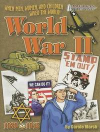 Wwii-Activity Bk by Carole Marsh