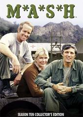 MASH - Complete Season 10 (3 Disc Box Set) on DVD