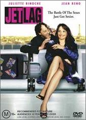 Jet Lag on DVD