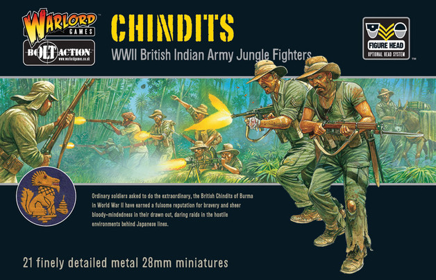 British Forces: Chindits - Boxed Set