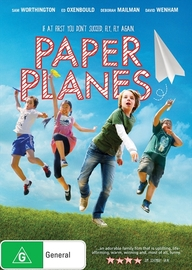 Paper Planes on DVD