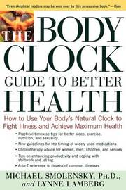 Body Clock Gde Better Health Tpb by Smolensky image