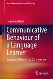 Communicative Behaviour of a Language Learner by Dagmara Galajda image
