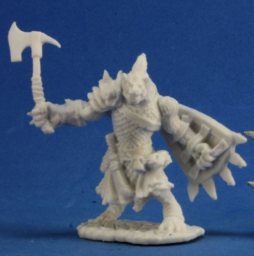 Dark Heaven Bones - Bloodmane Gnoll Champion