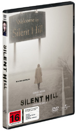 Silent Hill on DVD