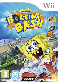 SpongeBob's Boating Bash for Nintendo Wii