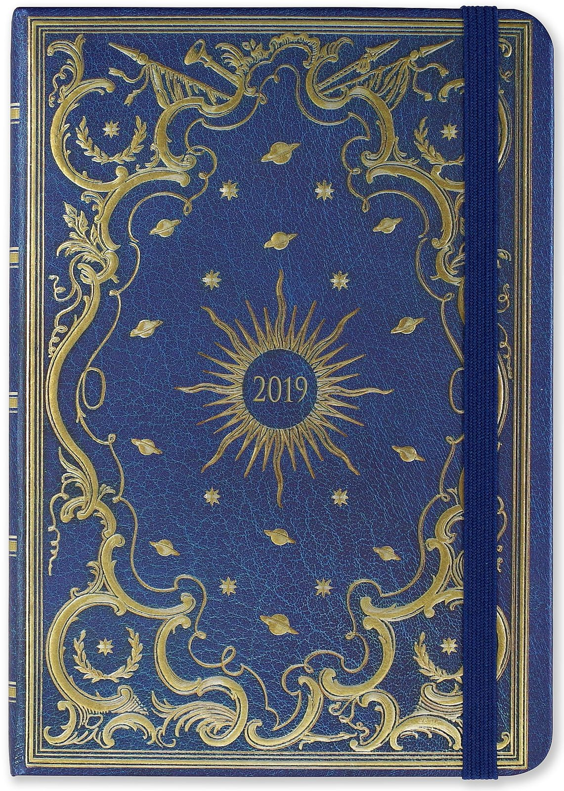Peter Pauper: Celestial 16 Month 2019 Compact Diary image