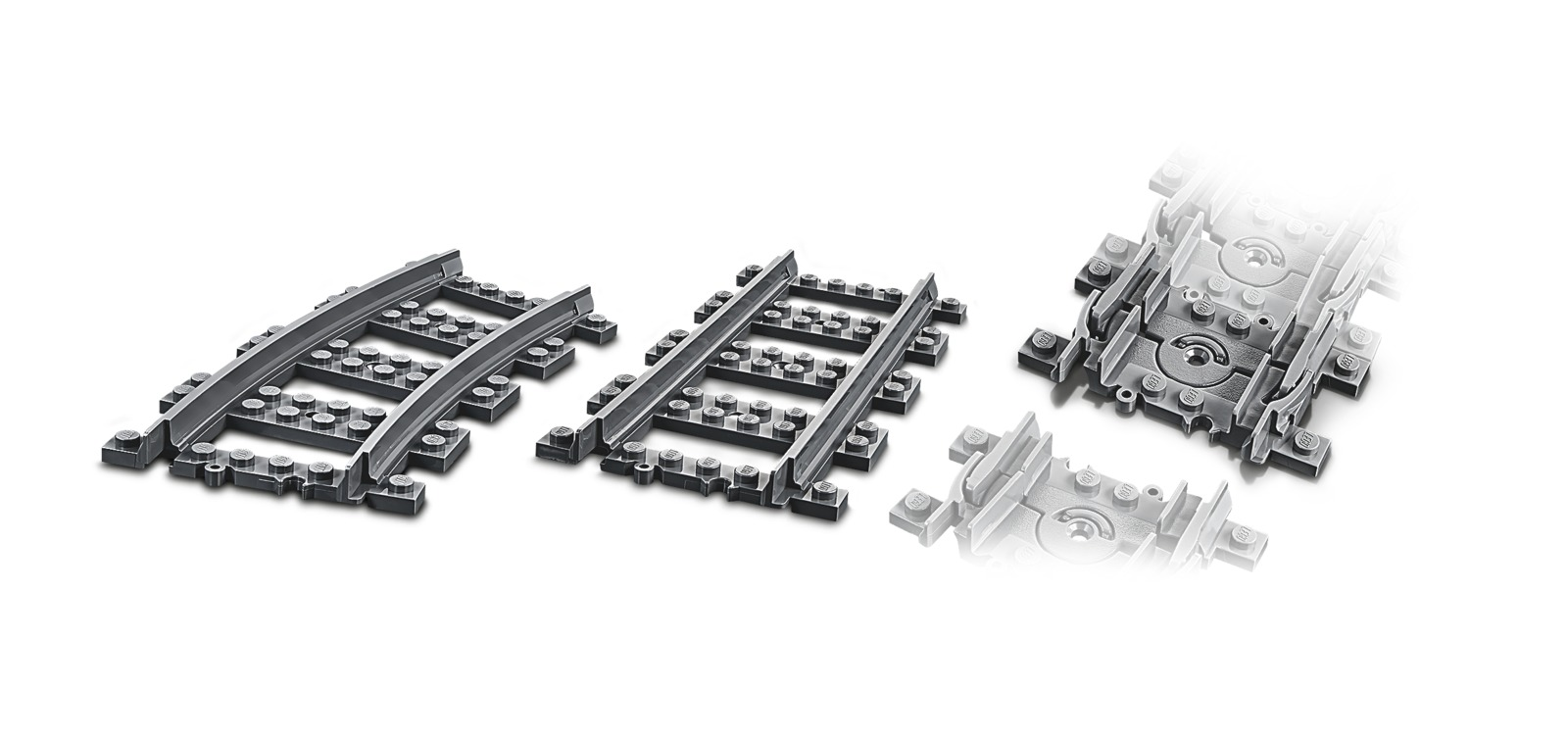LEGO City: Tracks and Curves (60205) image