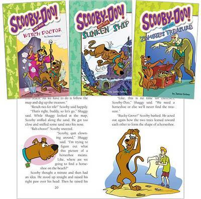 Scooby-Doo Mysteries by James Gelsey