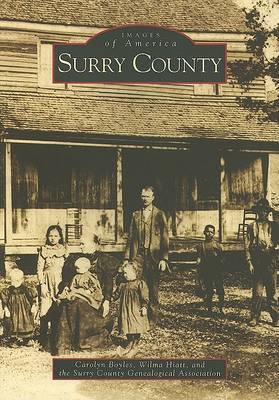 Surry County by Carolyn Boyles image