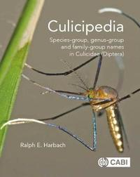 Culicipedia by Ralph E Harbach image