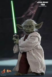 "Star Wars: Yoda (Episode II) - 12"" Articulated Figure"