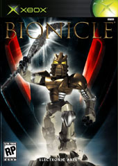Bionicle The Game for Xbox