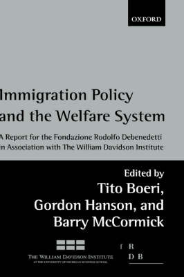 Immigration Policy and the Welfare System image