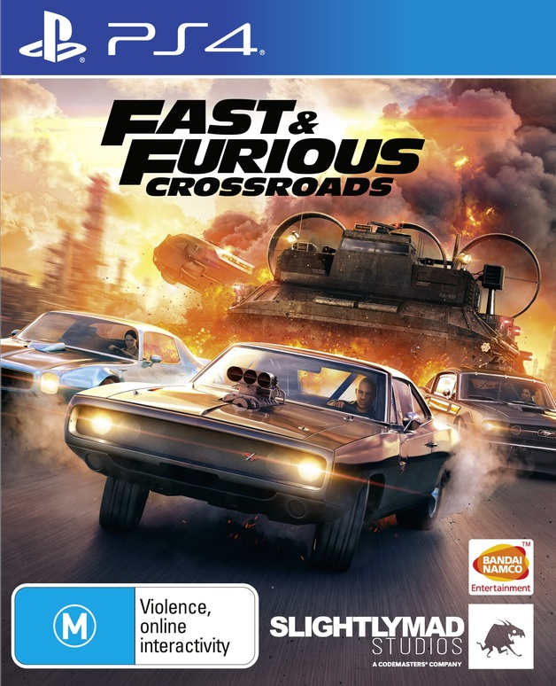 Fast & Furious Crossroads for PS4