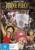 One Piece (Uncut) Collection 11 (2 Disc Set) on DVD