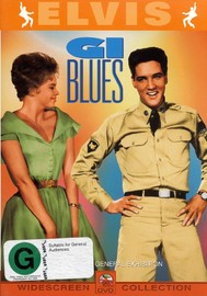 Elvis - GI Blues on DVD image