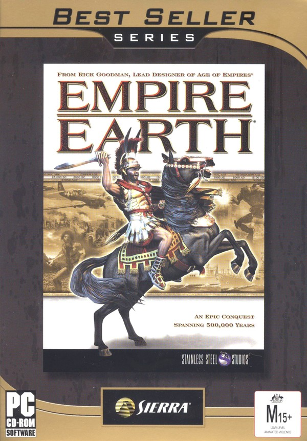 Empire Earth for PC Games image