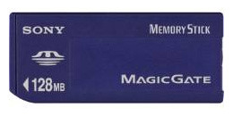 Sony MSH128X Memory Stick 128MB