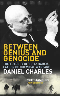 Between Genius And Genocide by Daniel Charles