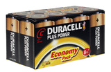 Duracell Power Plus C Economy (8 pack)