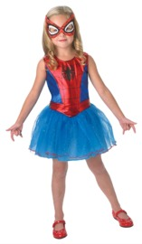 Spider-Girl Kids Costume (Small)
