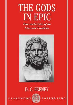 The Gods in Epic by D.C. Feeney image