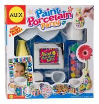 Alex: Paint Porcelain Party