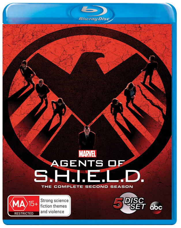 Marvel's Agents of S.H.I.E.L.D - The Complete Second Season on Blu-ray