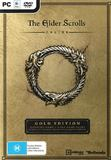 The Elder Scrolls: Online Gold Edition for PC Games