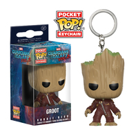 Guardians of the Galaxy: Vol. 2 - Groot Pocket Pop! Key Chain