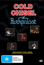 Cold Chisel - Rockpalast on DVD