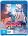 Boruto: Naruto the Movie on Blu-ray