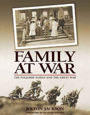 Family at War image