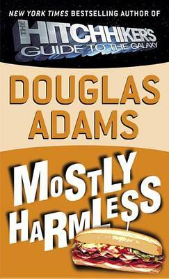 Mostly Harmless (Hitchhiker's Guide to the Galaxy #5) by Douglas Adams image
