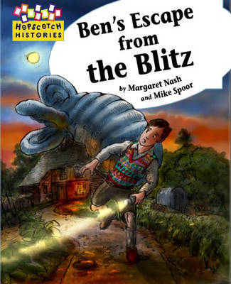 Ben's Escape from the Blitz by Margaret Nash image