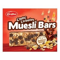 Griffin's Choc Chippies Muesli Bars (180g)