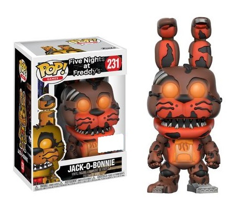 Five Nights at Freddy's - Jack-O-Bonnie Pop! Vinyl Figure image