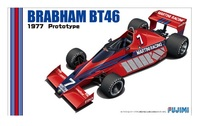 Fujimi: 1/20 Brabham BT46 (1977 Protoype) - Model Kit