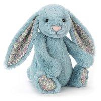 Jellycat: Blossom Aqua Bunny - Medium Plush