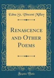 Renascence and Other Poems (Classic Reprint) by Edna St.Vincent Millay image