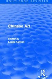 : Chinese Art (1935) image