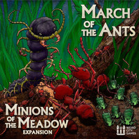 March of the Ants: Minions of the Meadow - Expansion
