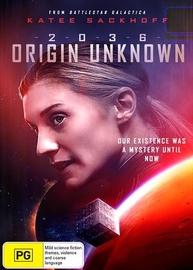 2036 Origin Unknown on DVD