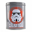 Star Wars: Large Canister (Stormtrooper Icon)